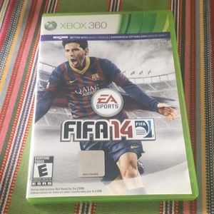 FIFA 14 XBox 360 Soccer Game Great Condition